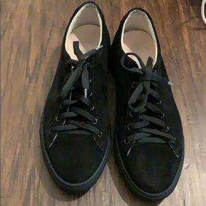 Kenneth Cole black kam sneaker